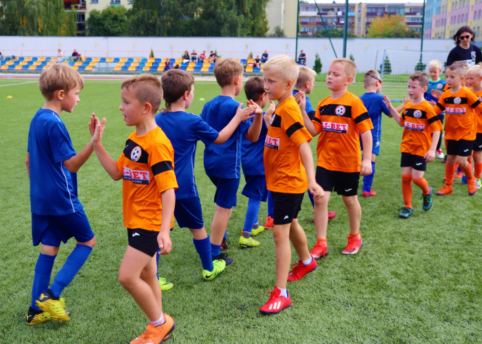Akademia Piłkarska Warmia MOSiR Grajewo