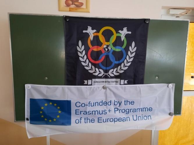 Erasmus+ w SP1