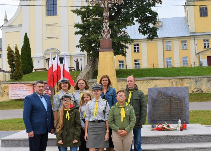 Szczuczyn: 82 rocznica agresji sowieckiej na Polskę