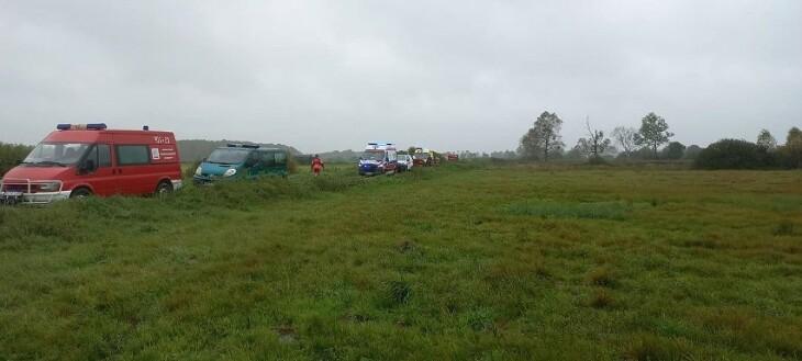 Na granicy z Białorusią znaleziono zwłoki 3 osób