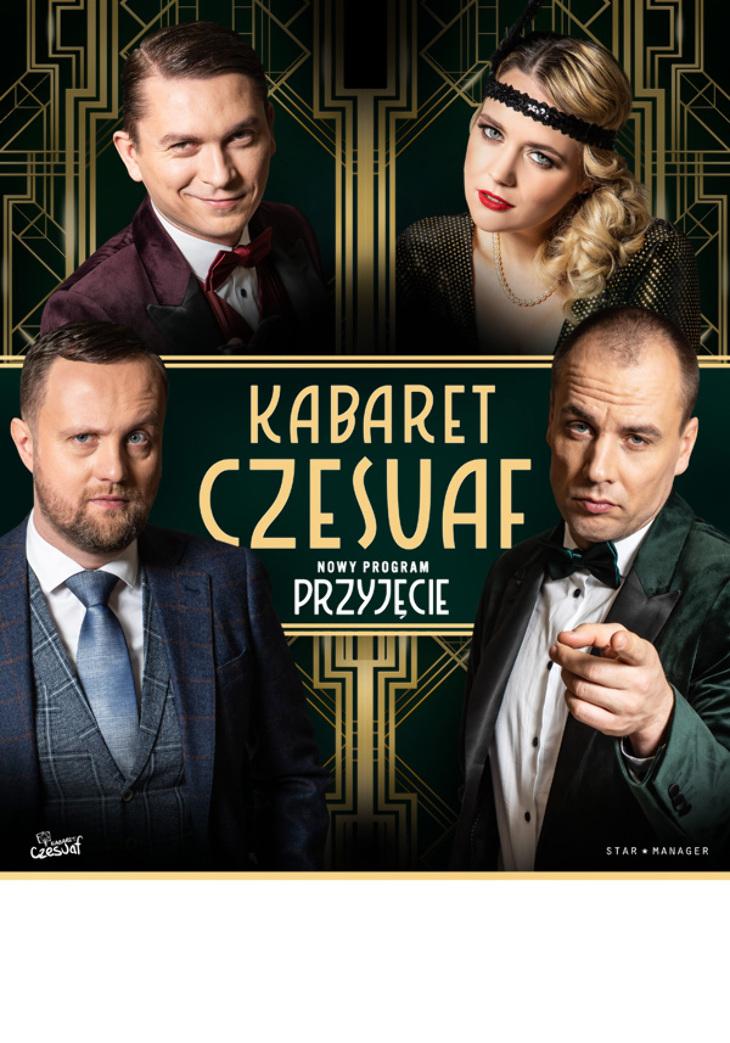 Kabaret Czesuaf w Grajewie (2.10)