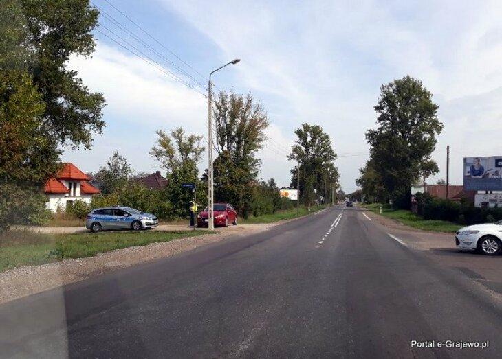 Obywatel Chorwacji stracił prawo jazdy i trafił do policyjnego aresztu
