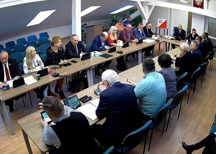 XLVII sesja Rady Powiatu Grajewskiego