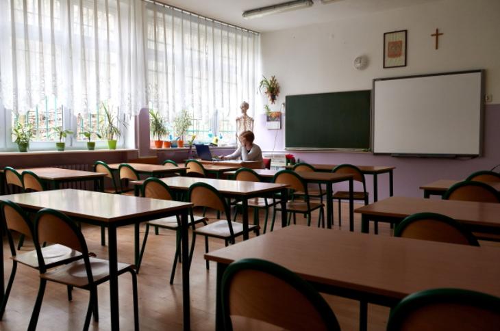 Czy uczniom grozi nauczanie zdalne?