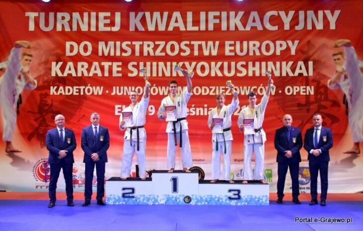 Ookami - Kuba Gleba wywalczył brązowy medal