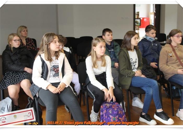 Szczuczyn: Spotkanie integracyjne - Dzieci pijara Falkowskiego