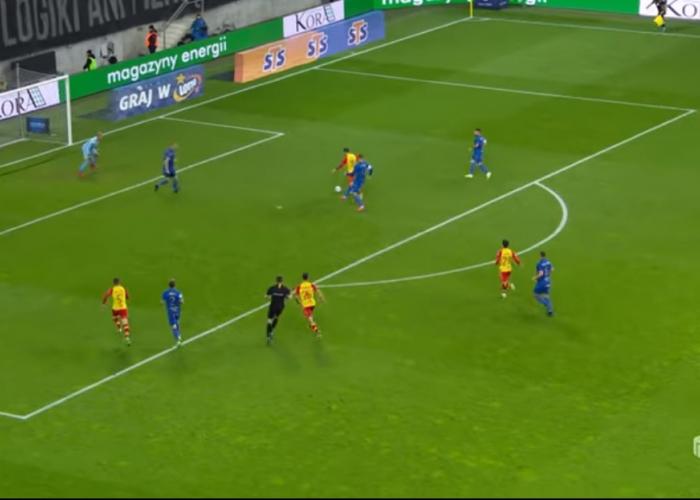 Jagiellonia - Lech Poznań 1:0