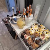 7. w dniu otwarcia serdecznie witaliśmy naszych gości :)