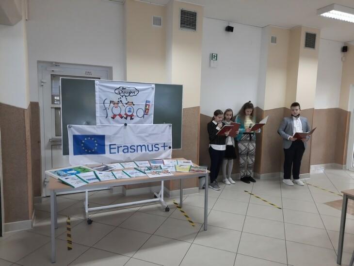 Europejski Dzień Języków w SP1