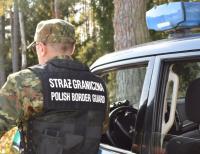W październiku było już ponad 13 tys. prób przekroczenia granicy