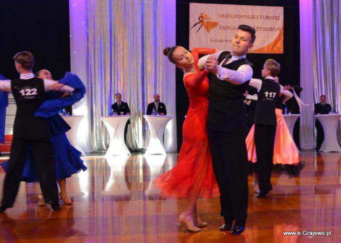 IV Ogólnopolski Turniej Tańca Towarzyskiego (20.11)