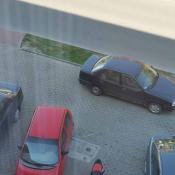 52. parking pod blokiem 32 na os. Południe w Grajewie