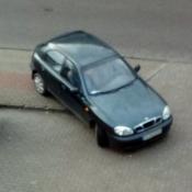 137. Mistrz parkowania, ku przestrodze innych kierowców.