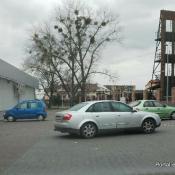 164. Grajewo, parking za Biedronką  / ul. 9PSK/