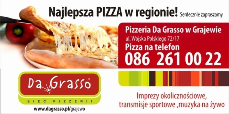 Promocje w Da Grasso!
