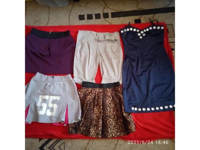 Grajewo ogłoszenia: Sprzedam sukienki  spódniczki  w dobrym stanie rozmiary S,M  8zł...