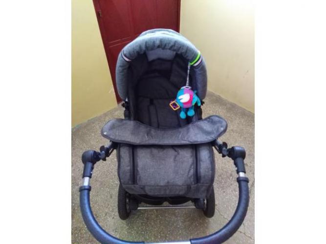 Grajewo ogłoszenia: Sprzedam wózek 2w1 180zl
