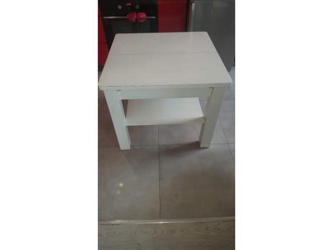Grajewo ogłoszenia: Witam. Sprzedam drewniany stolik rozkładany. Wymiary 80x80...
