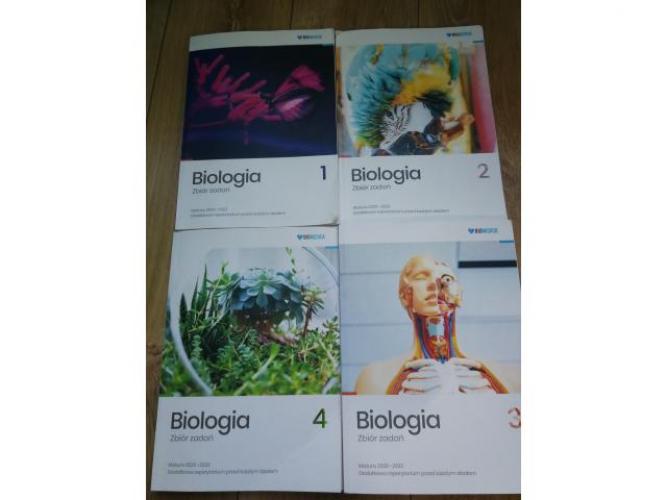 Grajewo ogłoszenia: Sprzedam książki wydawnictwa biomedica z biologii, książki są...