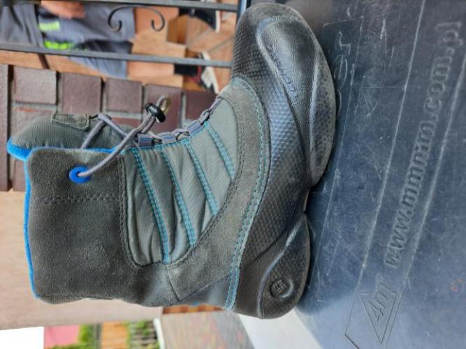 Grajewo ogłoszenia: Sprzedam używane buty roz 33,5 columbia