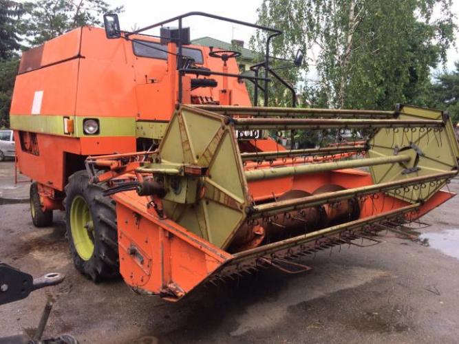 Grajewo ogłoszenia: kombajn dronningborg d3000 świeżo sprowadzony sprawny silnik...