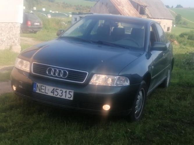 Grajewo ogłoszenia: Witam mam na sprzedaż bardzo doinwestowane Audi A4 b5 1.6 101 koni...