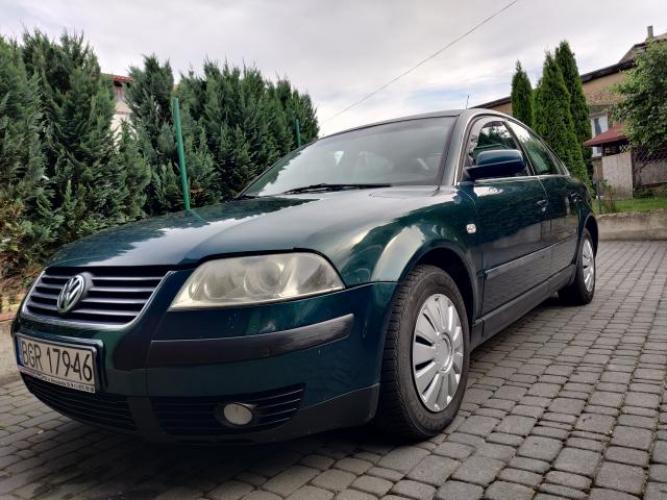 Grajewo ogłoszenia: Sprzedam VW Passat b5 fl 1.9TDI 101km. Auto jest z 2001r....