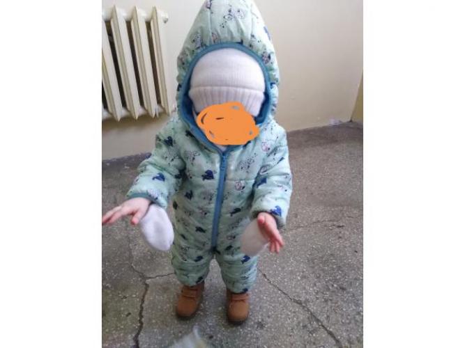 Grajewo ogłoszenia: Sprzedam za grosze duża ilość ubranek chłopięcych kurteczki...