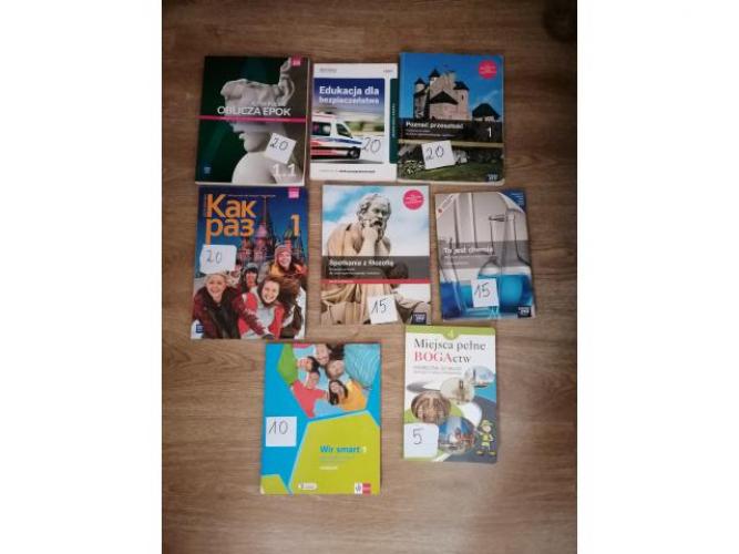 Grajewo ogłoszenia: Witam! Mam na sprzedaż książki. Większość książek na...