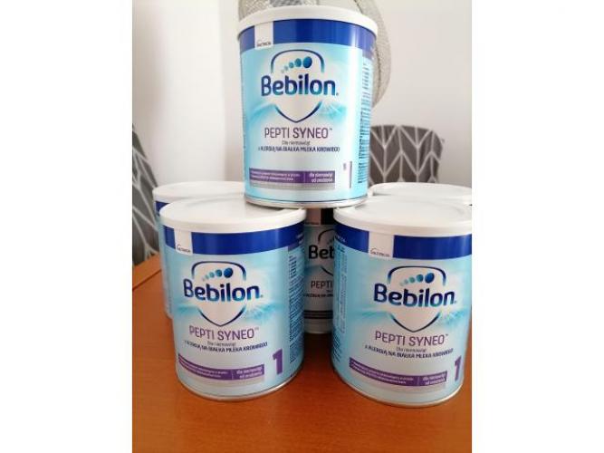 Grajewo ogłoszenia: Sprzedam 6 puszek mleka Bebilon pepti syneo 1. Termin przydatności...