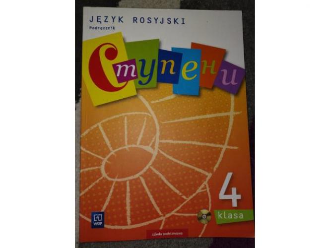 Grajewo ogłoszenia: Sprzedam książkę do języka rosyjskiego klasa 4 szkoła...