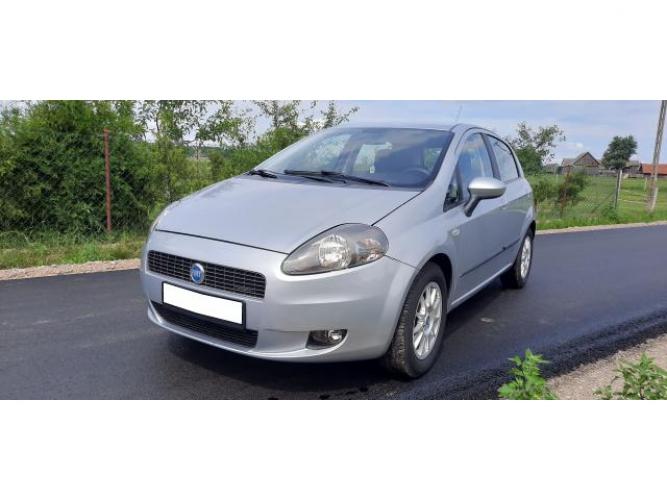 Grajewo ogłoszenia: Fiat Grande Punto 1.4 benzyna 2007r. Przejechane 193500km, silnik...