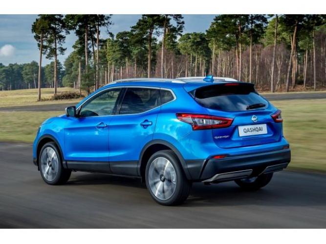 Grajewo ogłoszenia: Sprzedam samochód marki Nissan Qashqai kolor Niebieski perłowy...