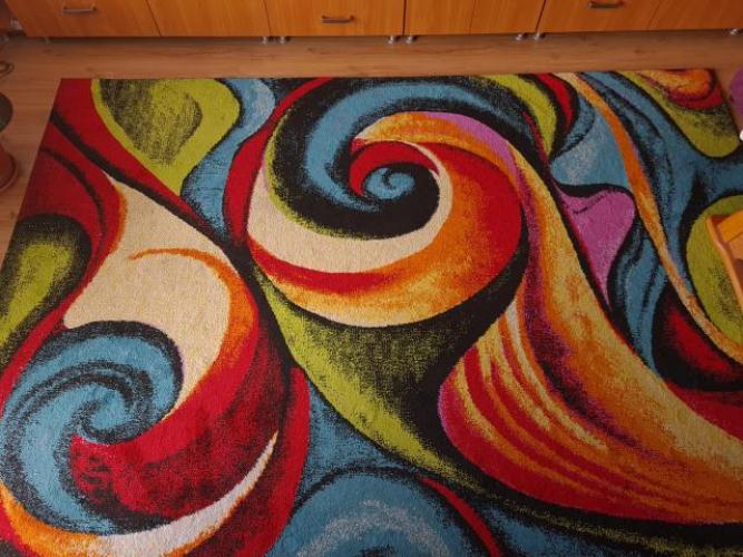 Grajewo ogłoszenia: Sprzedam praktycznie nowy dywan o wymiarach 2x3 m.