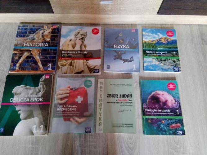 Grajewo ogłoszenia: Sprzedam książki do pierwszej klasy technikum Grajewo. Za...