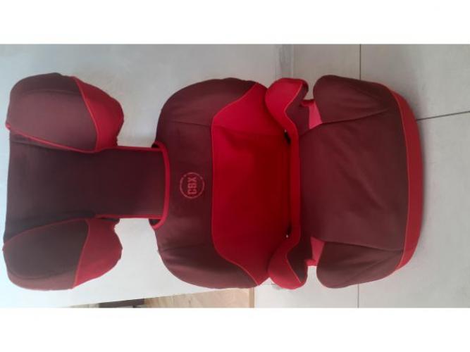 Grajewo ogłoszenia: Sprzedam fotelik samochodowy firmy Cybex 15-36 kg, regulowany...