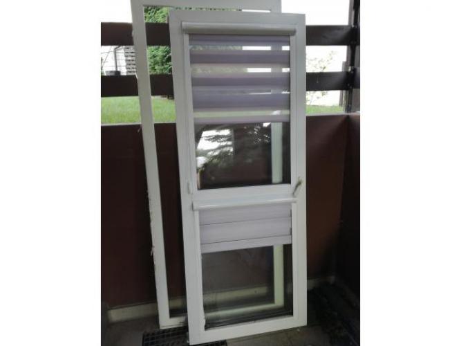 Grajewo ogłoszenia: Sprzedam drzwi balkonowe z roletami dzięń/noc w kasecie. Posiadam...