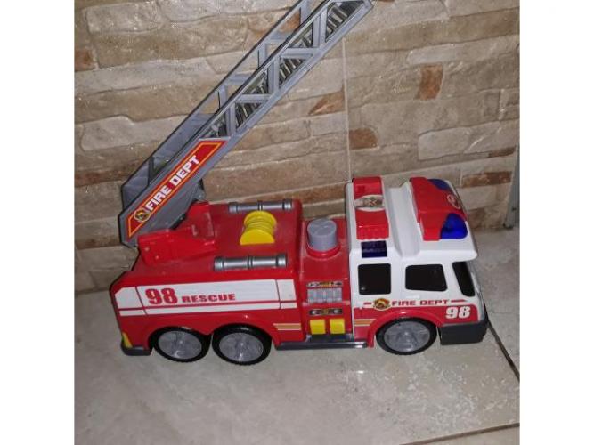 Grajewo ogłoszenia: Sprzedam straż pożarną posiada sygnały świetlno-dźwiękowe
