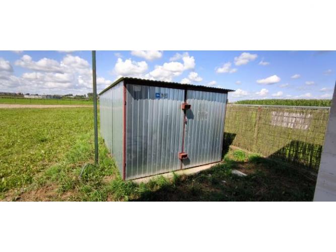 Grajewo ogłoszenia: Sprzedam Garaż blaszany -ocynk , wymiary 5m X 3 m ,używany do...