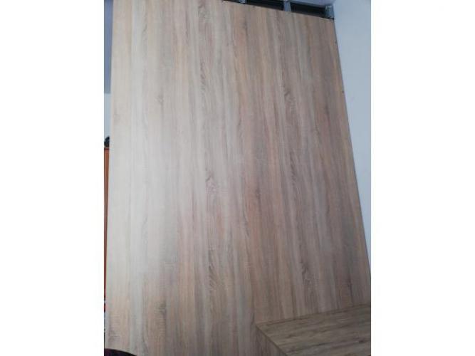 Grajewo ogłoszenia: Sprzedam dwa arkusze płyty meblowej laminowanej wym. 280cmx150cm i...