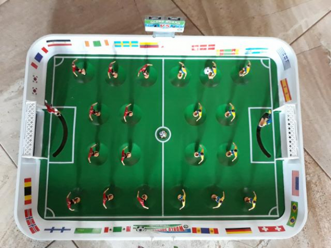 Grajewo ogłoszenia: Sprzedam grę dla chłopca - piłkarzyki