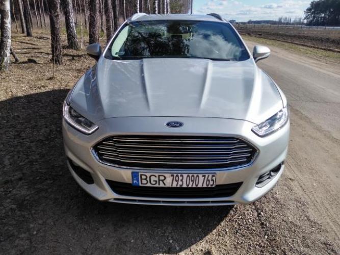 Grajewo ogłoszenia: Witam !!!  sprzedam Forda Mondeo model MK5 z 2015 roku z silnikiem...