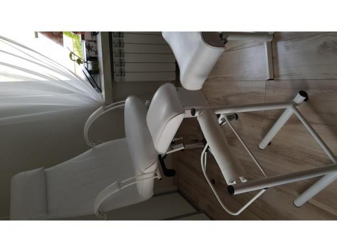 Grajewo ogłoszenia: Sprzedam fotel kosmetyczny Biomak   do pedicure z podnożkiem. Stan...