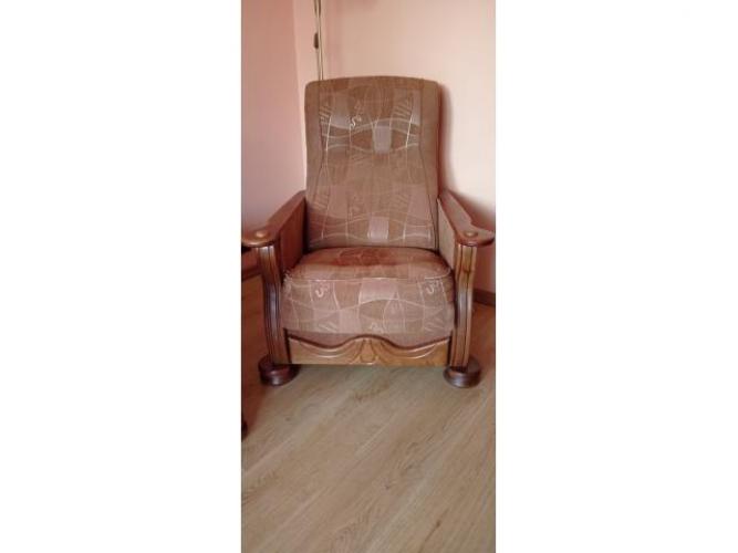 Grajewo ogłoszenia: Sprzedam solidny, wygodny fotel. Niedługo użytkowany, w bardzo...