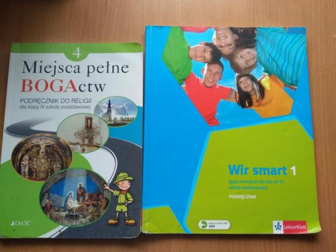Grajewo ogłoszenia: sprzedam książki do klasy 4 do religii i języka niemieckiego 1....