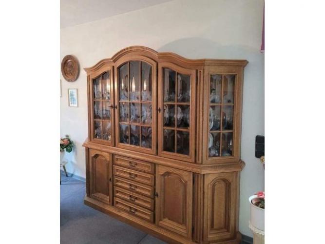 Grajewo ogłoszenia: Sprzedam dużą drewnianą witrynę w bardzo dobrym stanie,...