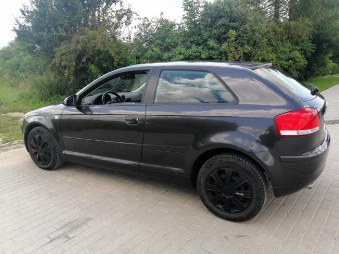 Grajewo ogłoszenia: Witam sprzedam Audi a3 8p rok 2005 poj 1.6 102 konie  stan bardzo...