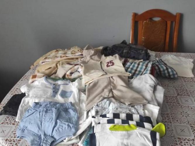 Grajewo ogłoszenia: Witam sprzedam ubranka dla chłopca 0 do 6 miesięcy. W bardzo...