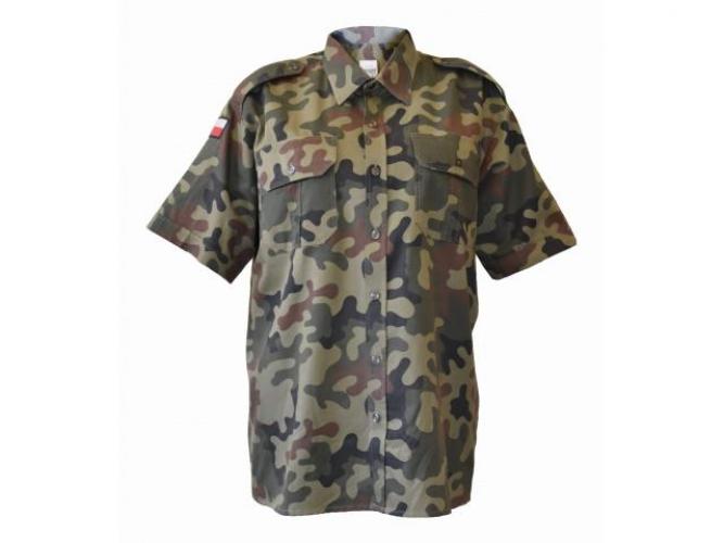Grajewo ogłoszenia: Sprzedam koszulo-bluzę polową wz.93, posiadam kilka sztuk w...