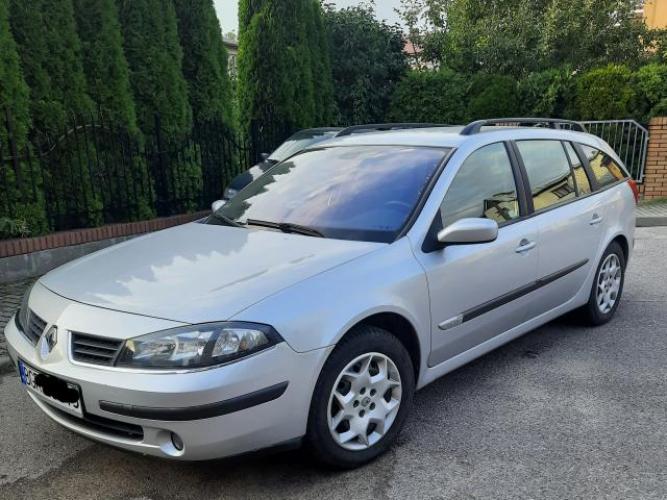 Grajewo ogłoszenia: Sprzedam Renault Laguna II Rok 2005, silnik 2.0 benzyna+LPG. Auto...